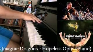 Imagine Dragons - Hopeless Opus (Advanced Piano Cover by Amosdoll Music)