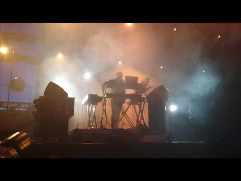 Nicolas Jaar Full set Ceremonia 2017 First row Live 1/2