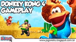 Donkey Kong Country 4: The Kongs Return (UPDATE v0.3) - PC GAMEPLAY 2016