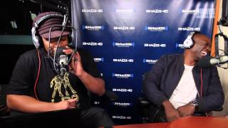 Thor The Dark Worlds Adewale Talks Black Superheroes in Marvel on Sway in the Morning