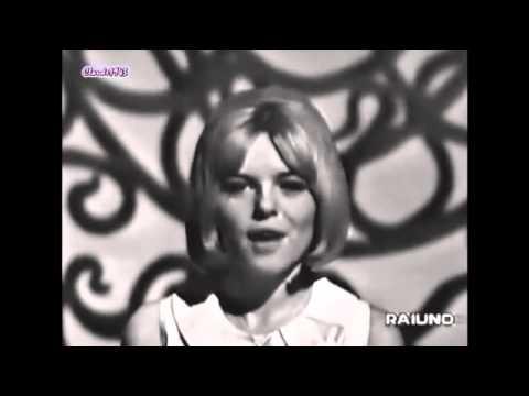 """France Gall  Winner ESC 1965 """"Io Si Tu No""""(canta In ITALIANO)"""