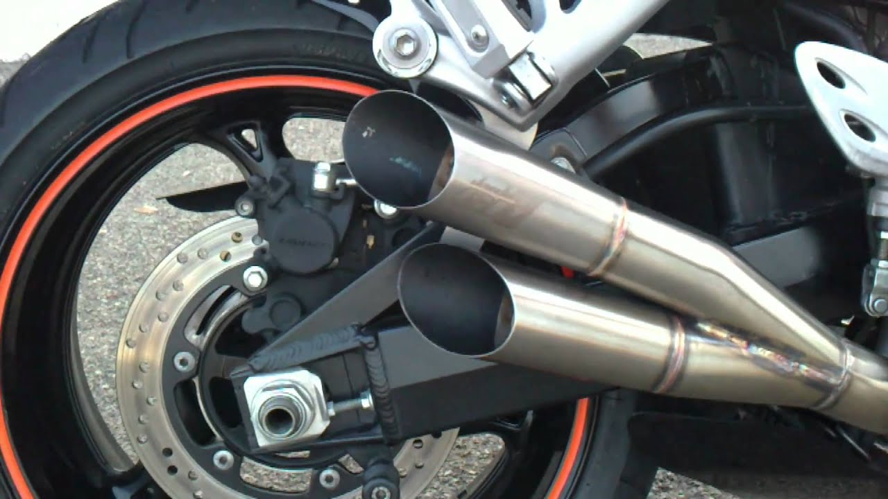 Hayabusa jardine gp1 exhausts youtube for Jardine exhaust