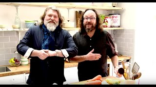 The Hairy Bikers introduce... MEAT FEASTS! | Orion Publishing