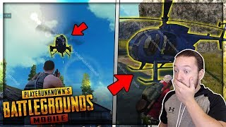 *NEW* PUBG MOBILE 'PAYLOAD' MODE IS SO MUCH FUN! NEW HELICOPTER GAMEPLAY!