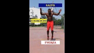 esercizi per saltare verticale  basico -  basket - calcio - volley