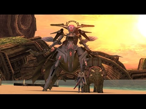 Bootleg Xenoblade Chronicles X - Gameplay Trailer
