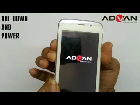 Hard Reset Advan S4T Lupa Pola Password TESTED