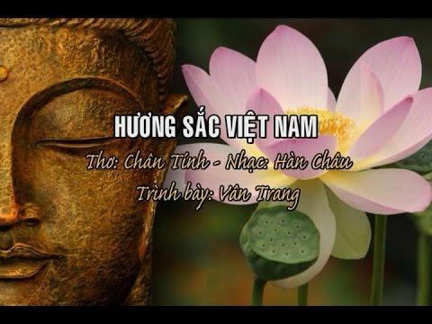 Hương Sắc Việt Nam [karaoke]