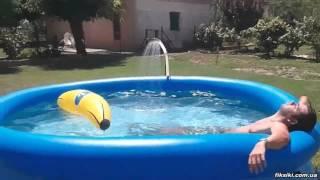Надувной бассейн Intex 28120 Easy Set Pool - fiksiki.com.ua(Надувной бассейн Intex 28120 Easy Set Pool (305х76). Подробное описание товара: ..., 2015-10-23T08:51:50.000Z)