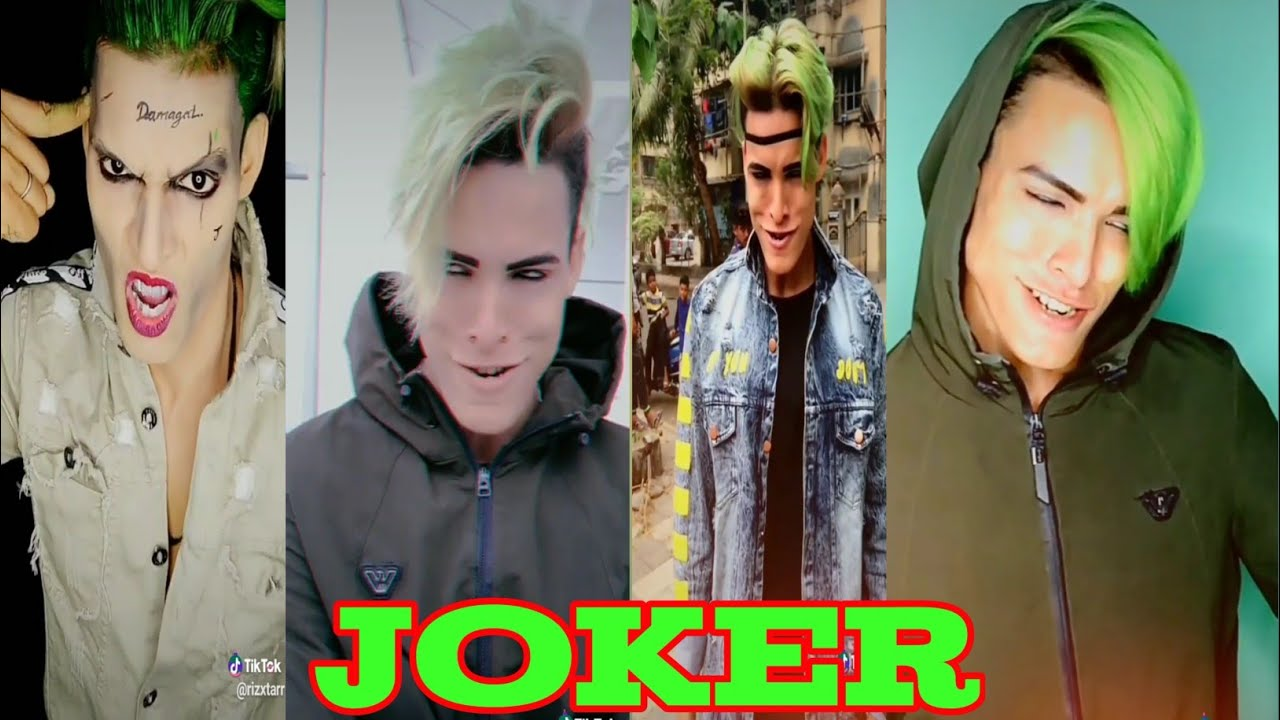 papular joker tik tok video virl joker tik tok videotrending joker tok video youtube