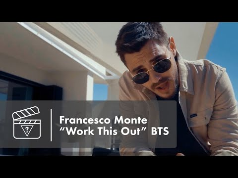 """Behind the Making of """"Work This Out"""" Music Video with Francesco Monte Feat. Lee Ryan   #LoveGUESS"""