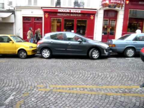 common parking in Paris, Parken in Paris