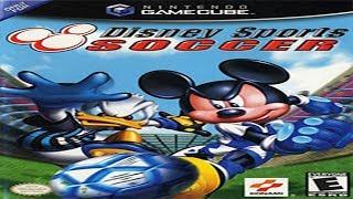 Gamecube Livestream - Disney Sports Soccer