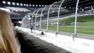 Austin Dillon wreck Front row view daytona 7_15