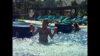 Cancun Mexico Secrets Silversands Resort 4-17-14 HD