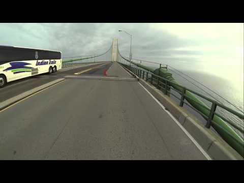 DALMAC 2013 Mackinac Bridge Crossing