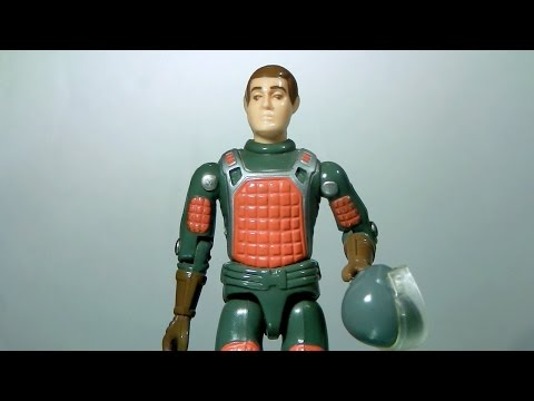 1982 Flash (Laser Rifle Trooper) G.I. Joe review