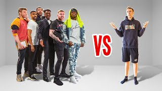 Simon Vs The Sidemen