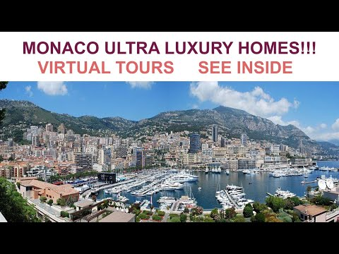 Luxury Homes of Monaco (J1919)