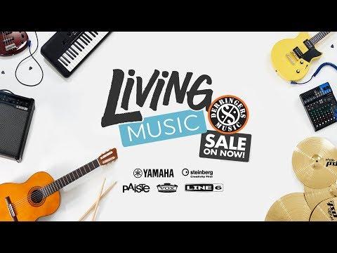 Derringers Music & Yamaha Living Music Sale