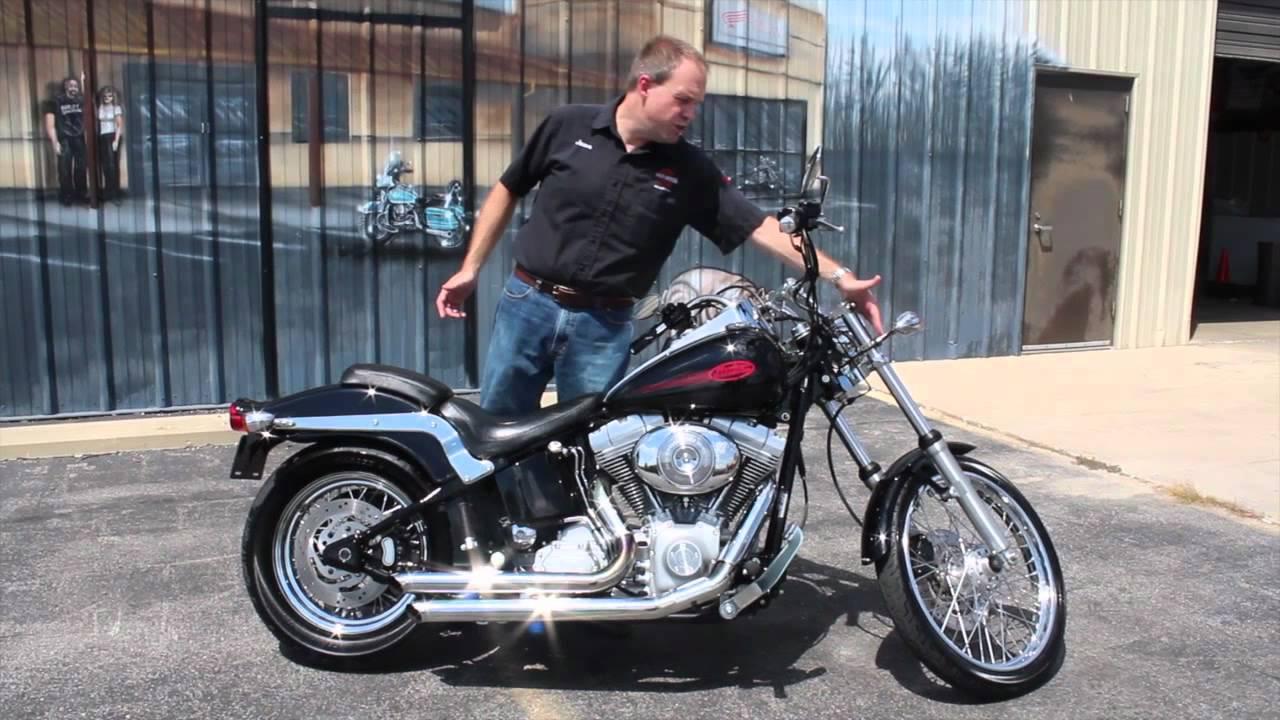 2005 Harley Davidson >> Pre Owned 2005 Harley Davidson Softail Standard