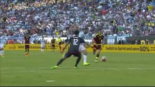 2016 Copa America Centenario: Argentina 4-1 Venezuela Completo! And Kurdistan flag!