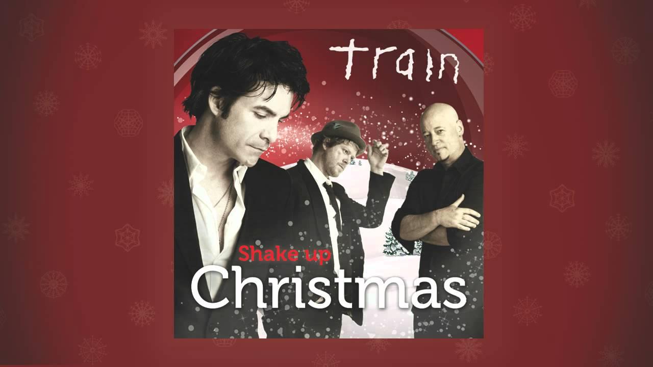 Train - Shake Up Christmas - YouTube