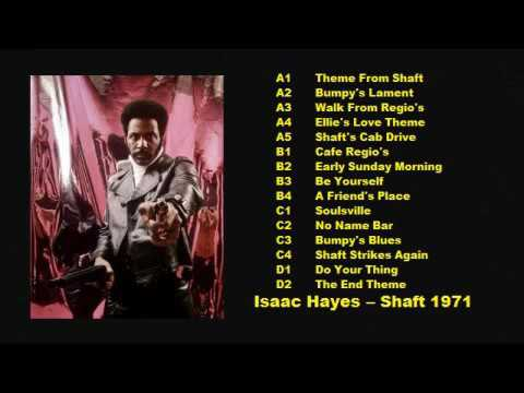 ISAAC HAYES - SHAFT 1971 - FULL SOUNDTRACK