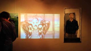 2014 выставка живописи Константина Сутягина Ав