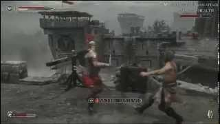 Xbox One: Ryse Son Of Rome Gameplay HD