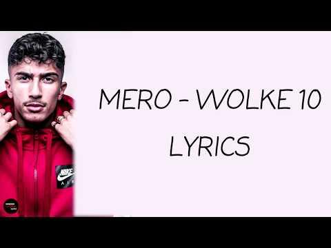 MERO - WOLKE 10 Lyrics