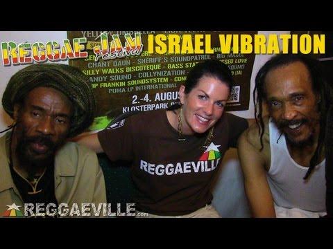 Interview with Israel Vibration @Reggae Jam 8/2/2013