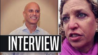 Tim Canova Calls Out Debbie Wassermann Schultz's Corruption | Full Interview