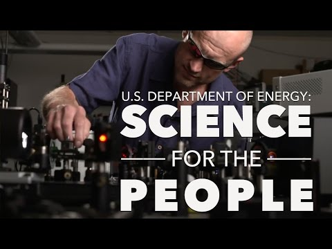 U.S. Department of Energy: Science for the People