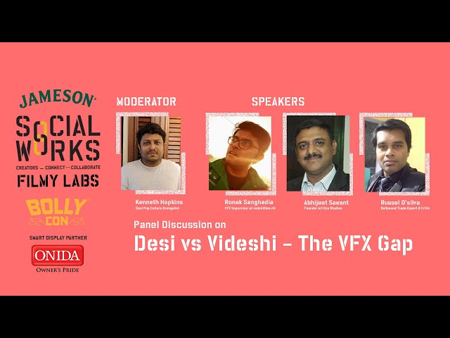 Can Desi VFX compete with its Videshi counterparts?
