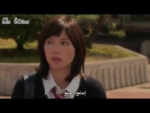 ONE OK ROCK FT AVRIL LAVIGNE - LISTEN [AO HARU RIDE] ARABIC SUB ~ مترجمة عربي