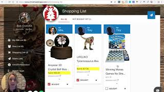 Christmas List App Competitors List