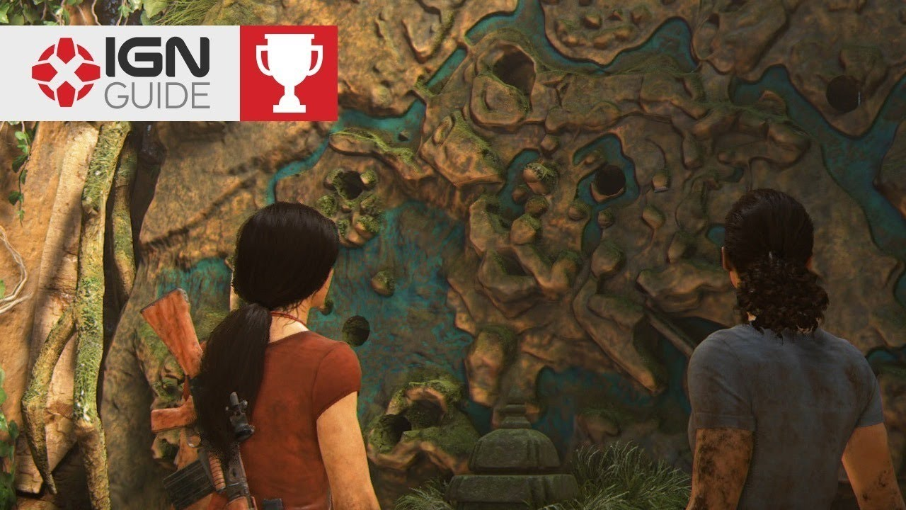 Uncharted The Lost Legacy All Hoysala Token Locations Youtube