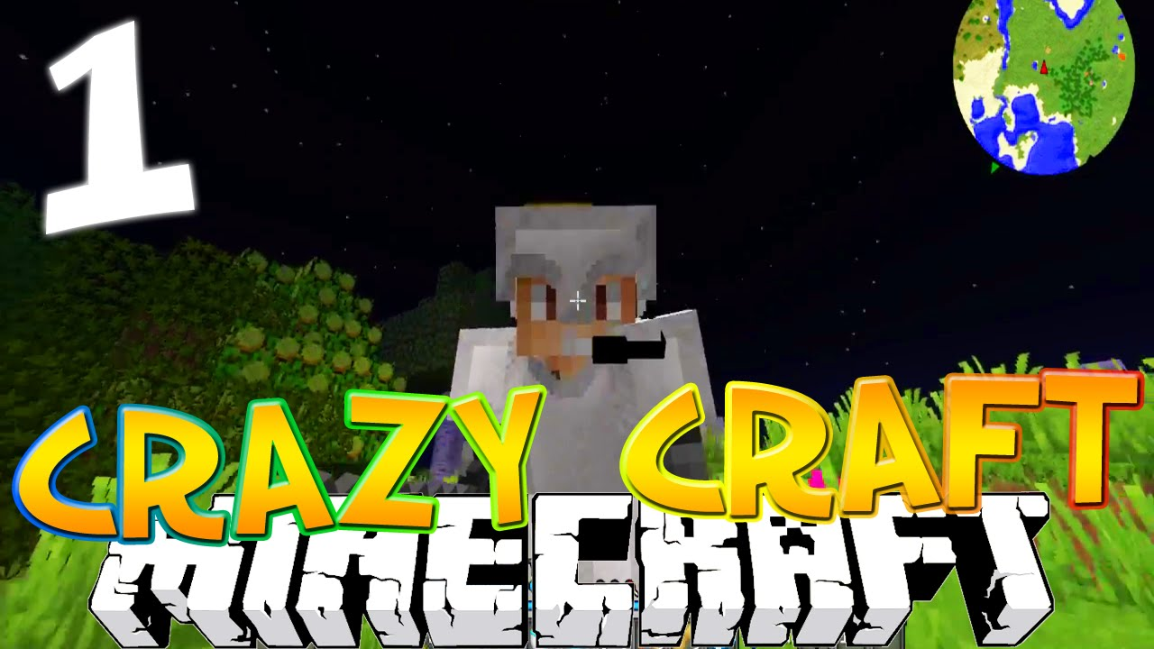 play crazy craft minecraft craft 3 0 1 quot random loot room quot 2713