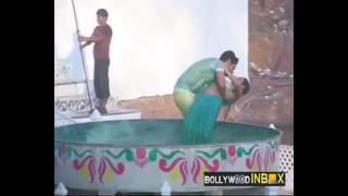 Navel show of drashti dhami
