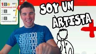 SOY UN ARTISTA!! Draw My Thing c/ Alex y Vegetta
