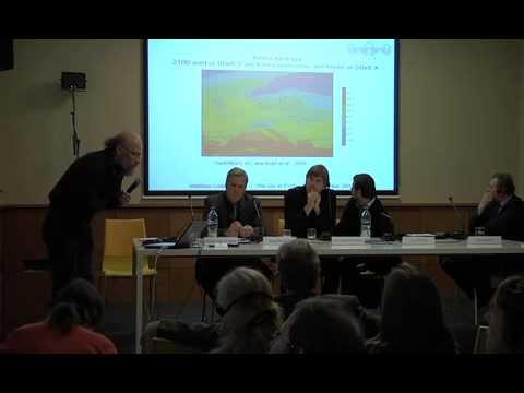 "Matthias K. B. Lüdeke (DE) - Conference ""The city in 2112"", Bratislava, 2012"