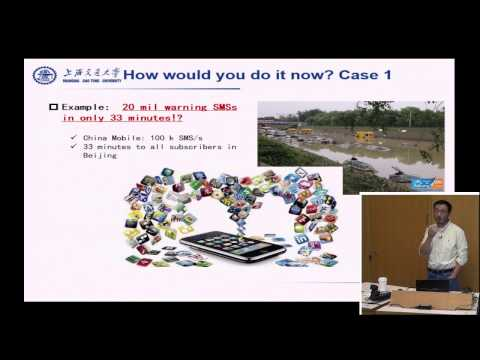 UWEE Research Colloquium: January 27, 2015 - Hui Liu, Shanghai Jiao Tong University
