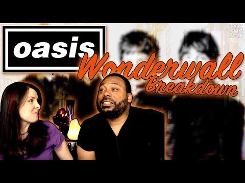 Oasis Wonderwall Reaction!!!