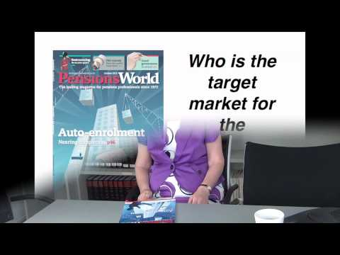 Pensions World Magazine - A Cellular Attitude Sales Training Film
