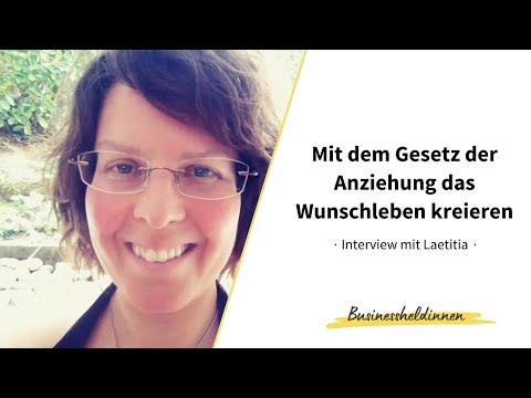 """Business-Heldinnen im Portrait #4: Laetitia von """"Inspiration Leicht"""""""