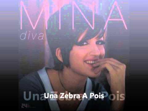 Mina - Una zebra a pois