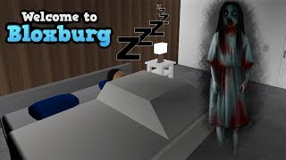 MY HOUSE IS HAUNTED!! BLOXBURG | ROBLOX | FAMBAM GAMING