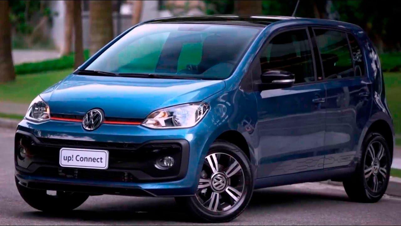 Novo VW Up! 2018: preços, consumo e detalhes - www.car.blog.br - YouTube