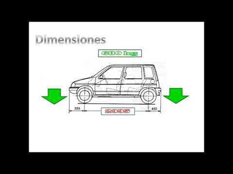 Daewoo Tico (1991 - 2001) Volumen1